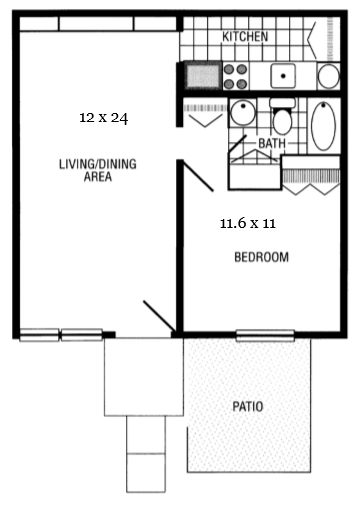 Baltimore-one-bedroom